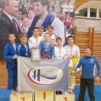 «Невские» ребята — вновь чемпионы!