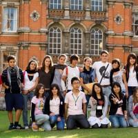 Мир британских подростков