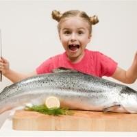 От рыбы дети умнеют
