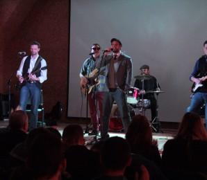 Молодежь Невского района встретилась с группой «Экибастуз»