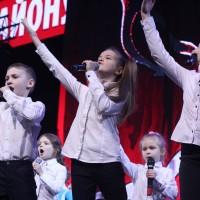 Концерт в честь 100-летия Невского района