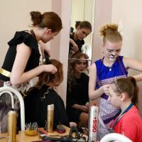 Конкурс юных визажистов