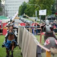 День города по-рыцарски!