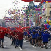 День города в Санкт-Петербурге-2017: бесплатные концерты, мероприятия, события