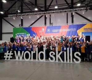 Юниоры Петербурга продемонстрировали мастерство на региональном чемпионате
