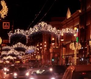 В Петербург идет Новый год!