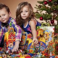 Как выбрать сладкий новогодний подарок для ребенка