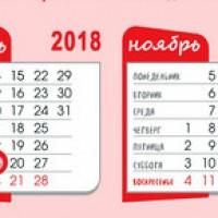 Единые Дни открытых дверей в школах Петербурга в 2018 году