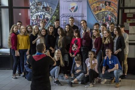 В «Зеркальном» вновь соберутся будущие профессионалы Санкт-Петербурга