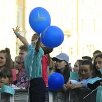 31 августа «Будь с Городом!» на Дворцовой площади